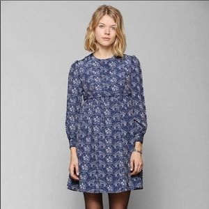 Family Affairs x Urban Outfitters Baby Doll Dress